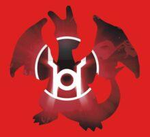 Charizard Red Lantern by Hazzardo