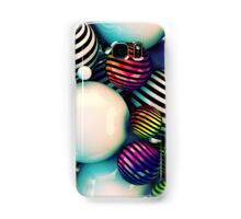 Abstract colored balls Samsung Galaxy Case/Skin