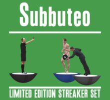 Subbuteo: Limited Edition Streaker Set V2 by Cue-Fanfare