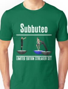 Subbuteo: Limited Edition Streaker Set V2 Unisex T-Shirt