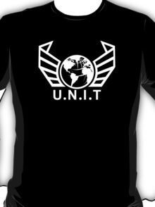 New U.N.I.T (White) T-Shirt