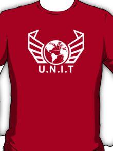 New U.N.I.T (White) T-Shirt