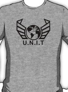 New U.N.I.T (Black) T-Shirt
