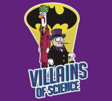 Villains of Science by morlock