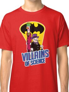 Villains of Science Classic T-Shirt