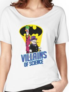 Villains of Science Women's Relaxed Fit T-Shirt