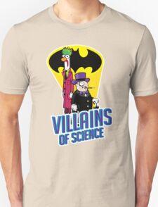 Villains of Science T-Shirt