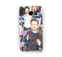 james mcavoy collage Samsung Galaxy Case/Skin