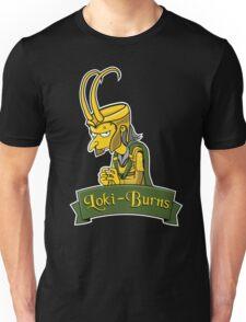 Loki -Burns Unisex T-Shirt