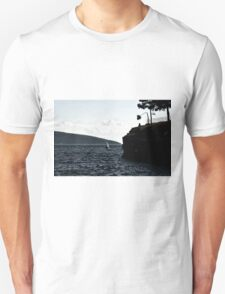 windy day in bodrum T-Shirt