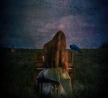 The Piano by Karen Johnson