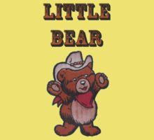 Little Bear by crippledvulture