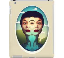 Past, Present and Future iPad Case/Skin
