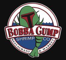 Bobba Gump Shrimp by Grandevoodoo