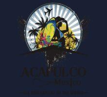 Acapulco Mexico One Piece - Long Sleeve