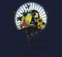 Cabo Mexico Tour Kids Tee