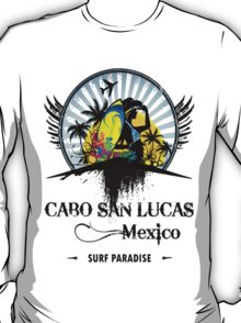 Cabo Mexico Tour T-Shirt