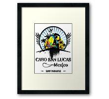 Cabo Mexico Tour Framed Print