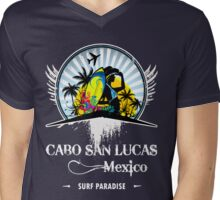 Cabo San Lucas Mexico Beach Mens V-Neck T-Shirt