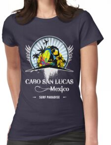 Cabo San Lucas Mexico Beach Womens Fitted T-Shirt