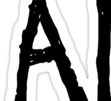 I AM Adam Young Sticker