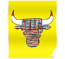 """Chi-Bull"" Poster"