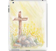 His mercy iPad Case/Skin