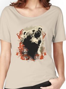 Angry Bear Of Alaska Women's Relaxed Fit T-Shirt