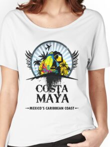 Costa Maya Women's Relaxed Fit T-Shirt