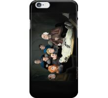 The Anatomy Lesson of Doctor Noonien Soong iPhone Case/Skin