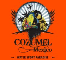 Cozumel Mexico Summer Place by dejava