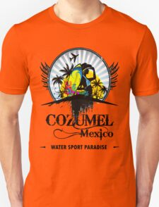 Cozumel Mexico Summer Place T-Shirt