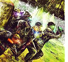 Gun Up Paintball Breakout Color by GunUpPaintball