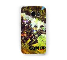 Gun Up Paintball Breakout Color Samsung Galaxy Case/Skin