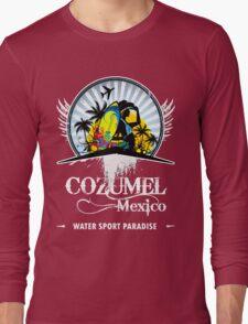 Fine Beach Of Cozumel T-Shirt