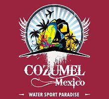 Fine Beach Of Cozumel Long Sleeve T-Shirt