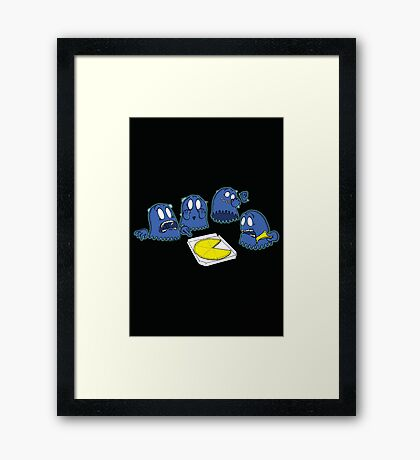 Pizza Party Framed Print