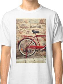 red bicycle Classic T-Shirt