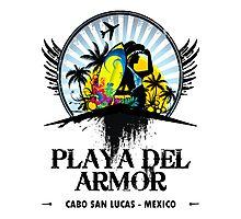 Playa Del Armor Mexico Photographic Print