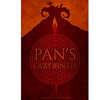 Dreams of Blue Skies - Pan's Labyrinth Poster Photographic Print