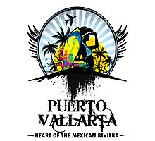Puerto Vallarta Mexico Photographic Print