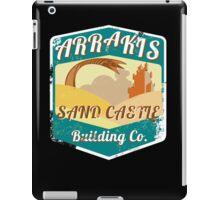 ARRAKIS SAND CASTLE BUILDING COMPANY  iPad Case/Skin