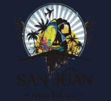 San Juan Kids Tee