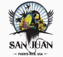 San Juan by dejava