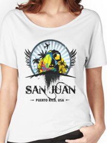 San Juan Women's Relaxed Fit T-Shirt