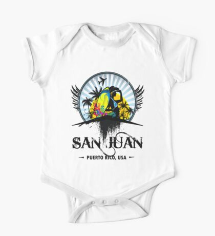 San Juan One Piece - Short Sleeve