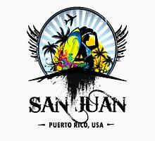 San Juan Men's Baseball ¾ T-Shirt