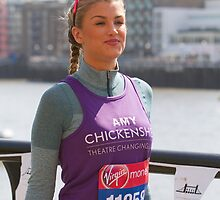 Amy Willerton by Keith Larby