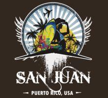 Nice Old San Juan by dejava