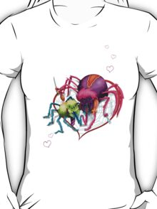 Spiders in Love T-Shirt